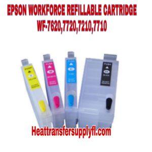 epson workforce refillable cartridges