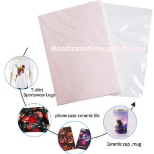 PINK SUBLIMATION PAPERS
