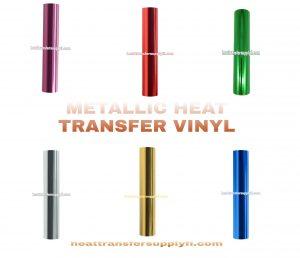METALLIC HEAT TRANSFER VINLY